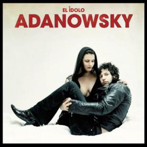 ADANOWSKY EL IDOLO Portada
