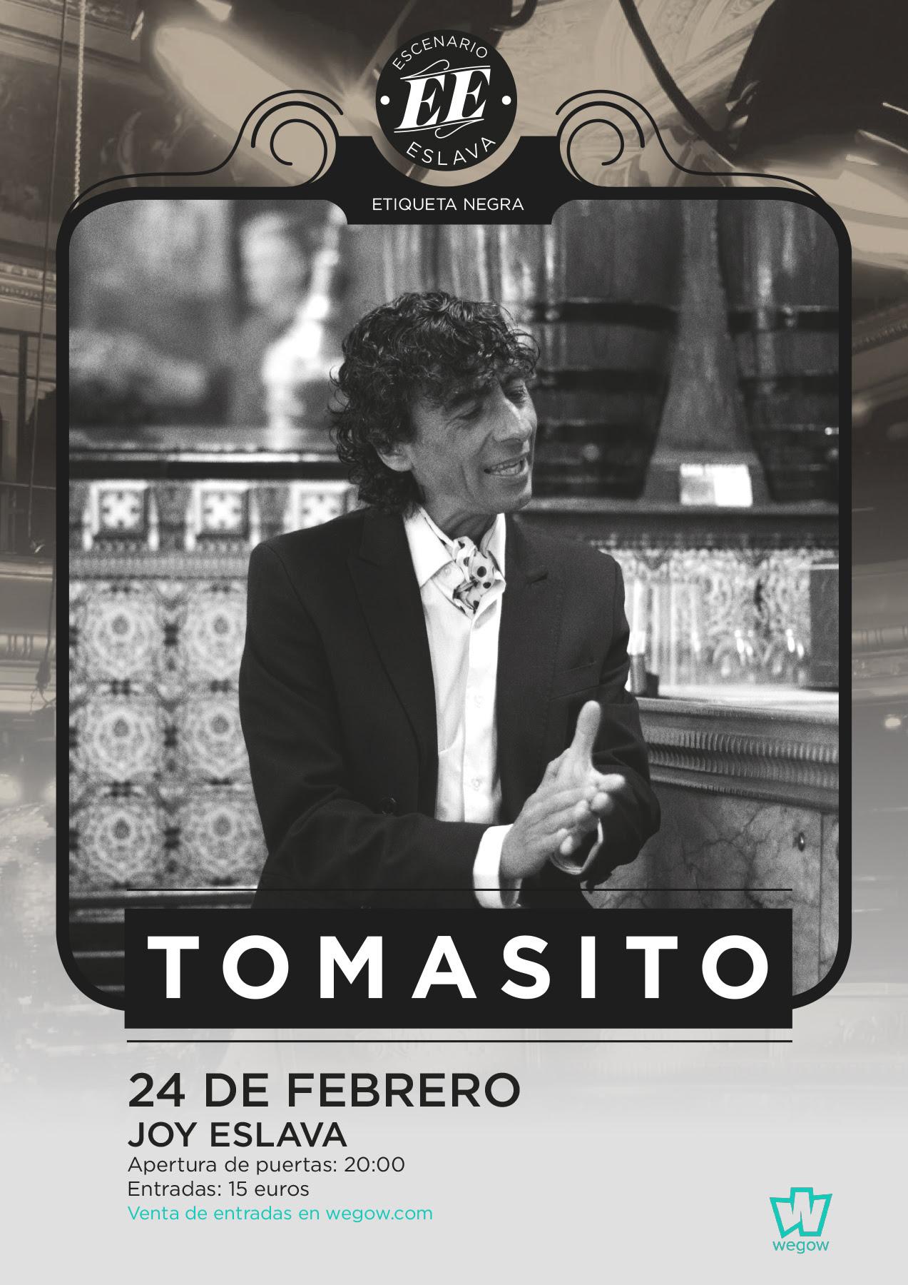 Tomasito - Ciudadano Gitano