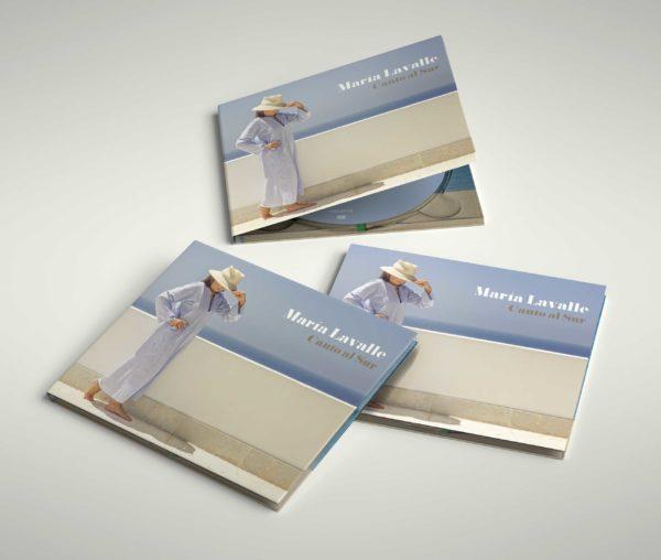 María Lavalle - Canto al Sur (CD)