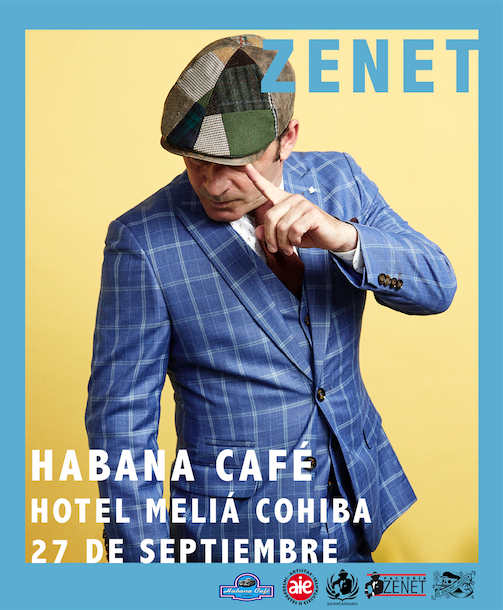 Zenet visita Cuba